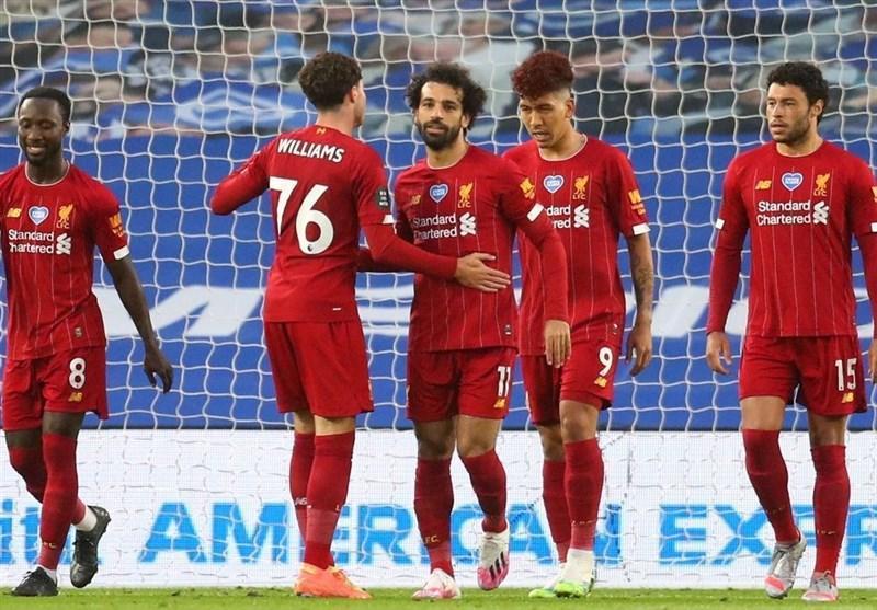 لیگ برتر انگلیس، لیورپول سی امین برد فصلش را در خانه تیم جهانبخش جشن گرفت