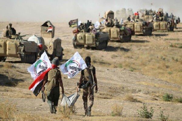 نیروهای حشد شعبی عراق عملیات ضد تروریستی جدیدی را آغاز کردند