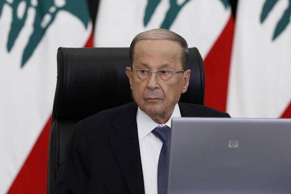 عون تحقیقات بین المللی درباره انفجار بیروت را وقت کُشی می داند