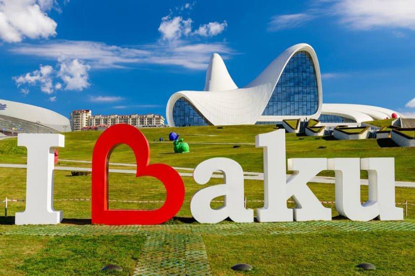 10 جاذبه گردشگری برتر در شهر باکو