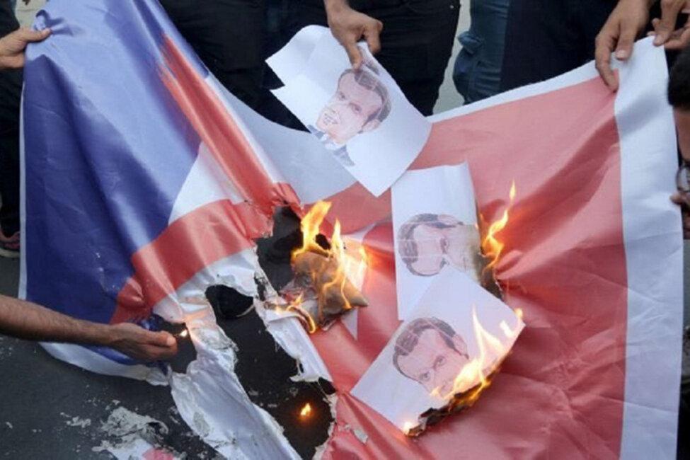 نامه انجمن اسلامی فارغ التحصیلان فیلیپین به دبیرکل سازمان ملل در خصوص توهین فرانسه به پیامبر رحمت