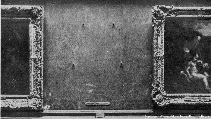 حیرت آور ترین سرقت های آثار هنری در تاریخ