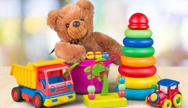اسباب بازی مناسب سن کودک