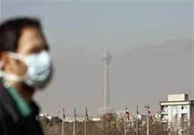 تهران برای پنجمین روز متوالی ناسالم برای گروه های حساس