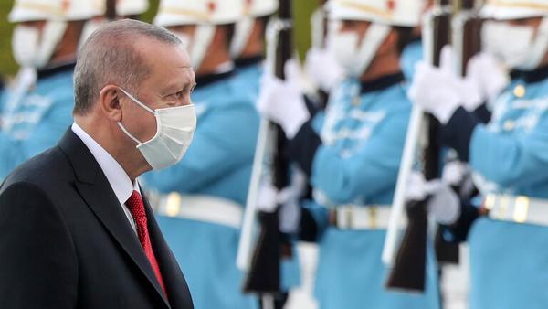 فوت برادر زاده اردوغان