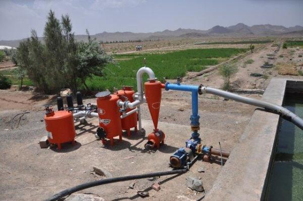 120 میلیارد برای اجرای سیستم های نوین آبیاری در شهرستان تفتان هزینه شده است