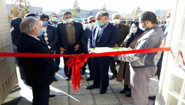 مرکز مدیریت مهارت آموزی و مشاوره شغلی (TMC) دانشگاه سمنان افتتاح شد