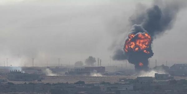 15 نفر از عناصر گروه تروریستی الترکستانی در شمال سوریه کشته شدند