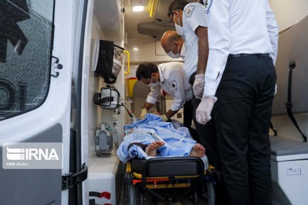 خبرنگاران سانحه رانندگی در جاده شوش چهار مصدوم و یک کشته برجا گذاشت