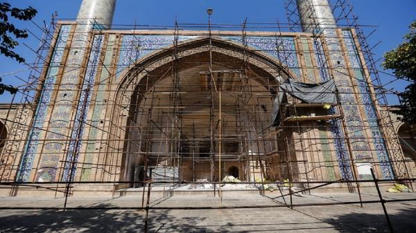 بازسازی 28 بنای تاریخی در قزوین