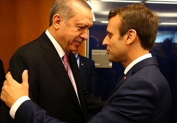 اظهارات ماکرون درباره ترکیه و اردوغان و پاسخ تند آنکارا
