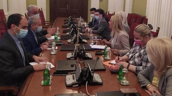 خبرنگاران مقام پارلمانی صربستان: روابط بلگراد - تهران دیرپا و محبت آمیز است