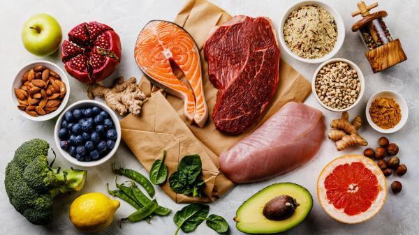 10 ماده غذایی سرشار از پروتئین