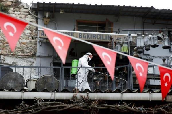احتمال ظهور کرونای جهش یافته در ترکیه