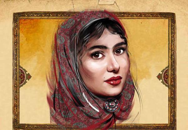 (تصویر) بهرام رادان و پریناز ایزدیار در سریال حسن فتحی