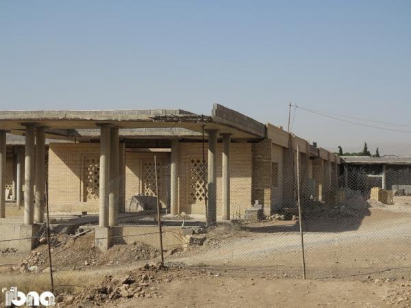 باغ موزه مشاهیر شیراز صاحب کتابخانه تخصصی می گردد