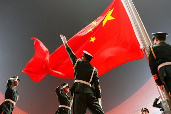 آماده باش سربازهای چینی!