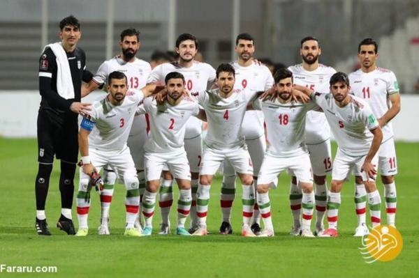 تیم ملی در ادامه انتخابی جام جهانی چه برندی می پوشد؟