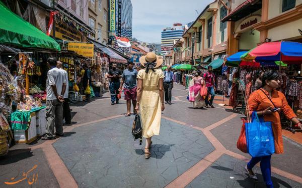 آشنایی با منطقه هند کوچک در سنگاپور