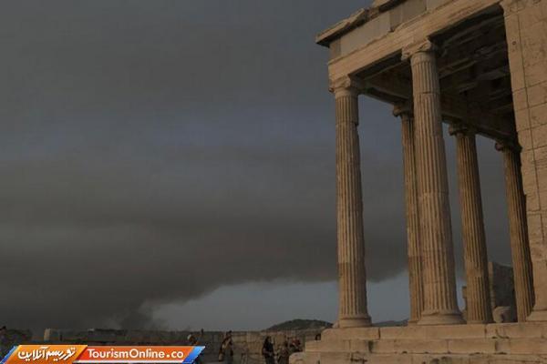 خطر گرما برای مکان های تاریخی یونان