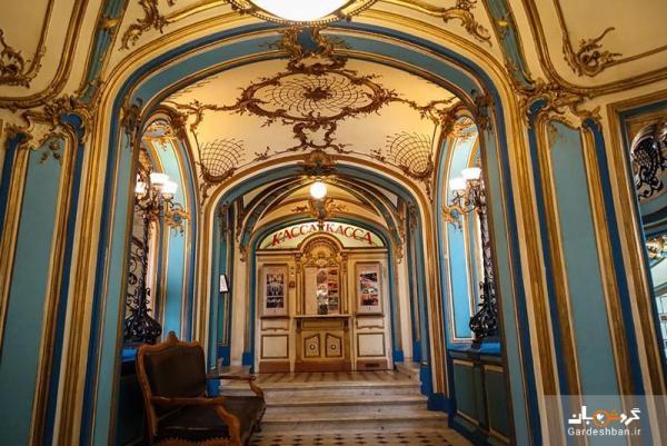 ساندونوسکی بانیا؛ باشکوه ترین حمام و سونای قدیمی مسکو