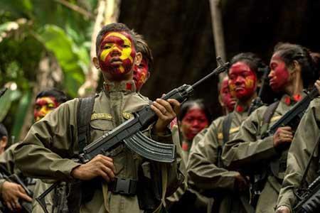 ارتش فیلیپین 16 چریک را کشت