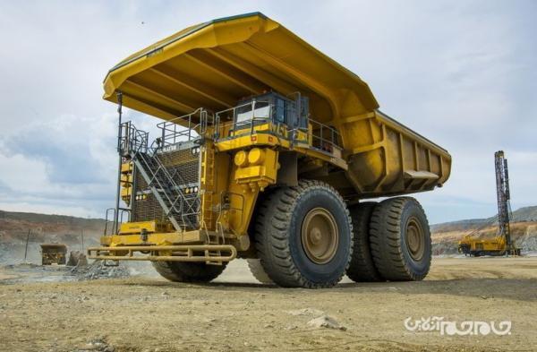 eDumper هیبریدی؛ غول 290 تنی که عظیم ترین کامیون معدن برقی دنیا خواهد بود