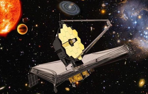 تلسکوپ 10 میلیارد دلاری ناسا آماده پرتاب به فضا است