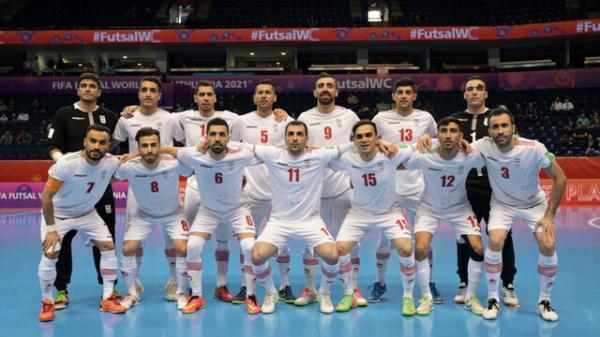 پیروزی سخت ایران مقابل آمریکا، شاگردان ناظم الشریعه صعود کردند