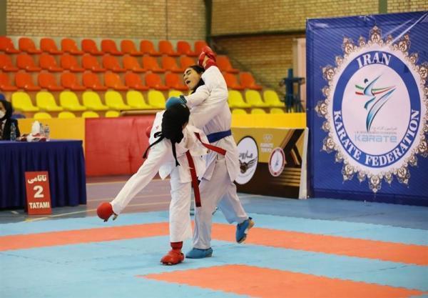برگزاری انتخابی درون اردویی تیم ملی کاراته بانوان، راهیابی 13 کاراته کا به اردو